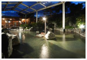 大理石温泉