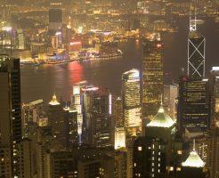 香港を代表する観光地、ビクトリア・ピーク