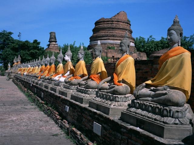 タイへ団体旅行
