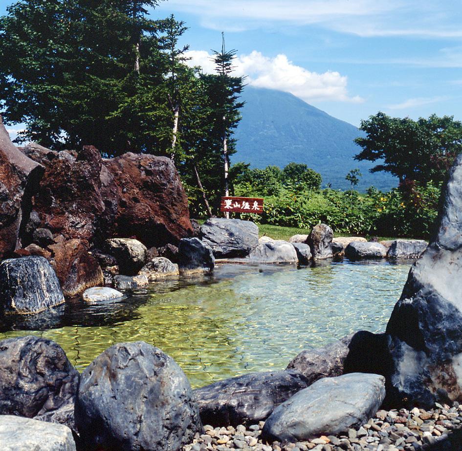 ニセコ東山温泉と自然