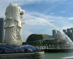 団体旅行でシンガポールへ
