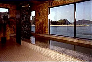 あぶと本館の大浴場