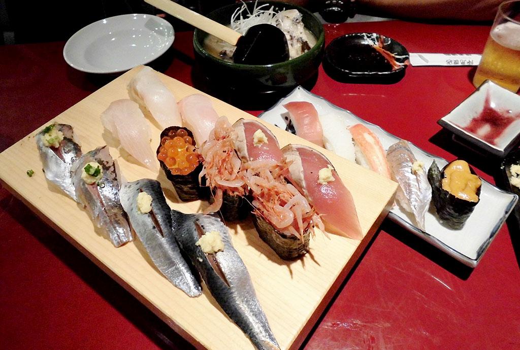 熱海のお寿司