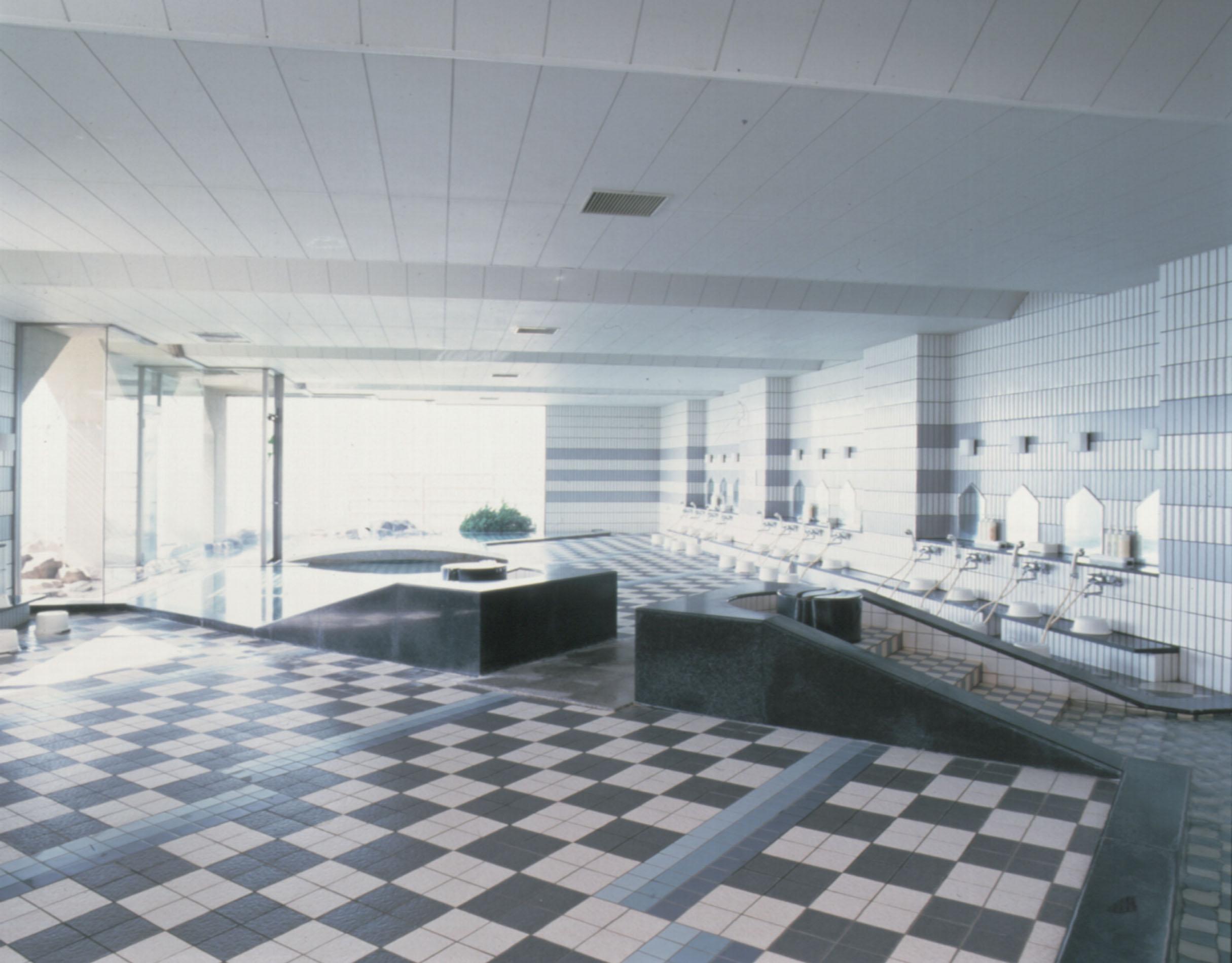 ホテルオリビアン小豆島の大浴場
