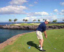 ハワイゴルフ