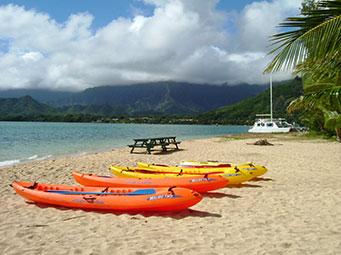 ハワイのビーチプラン