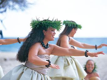 ハワイアンカルチャーを学ぶ