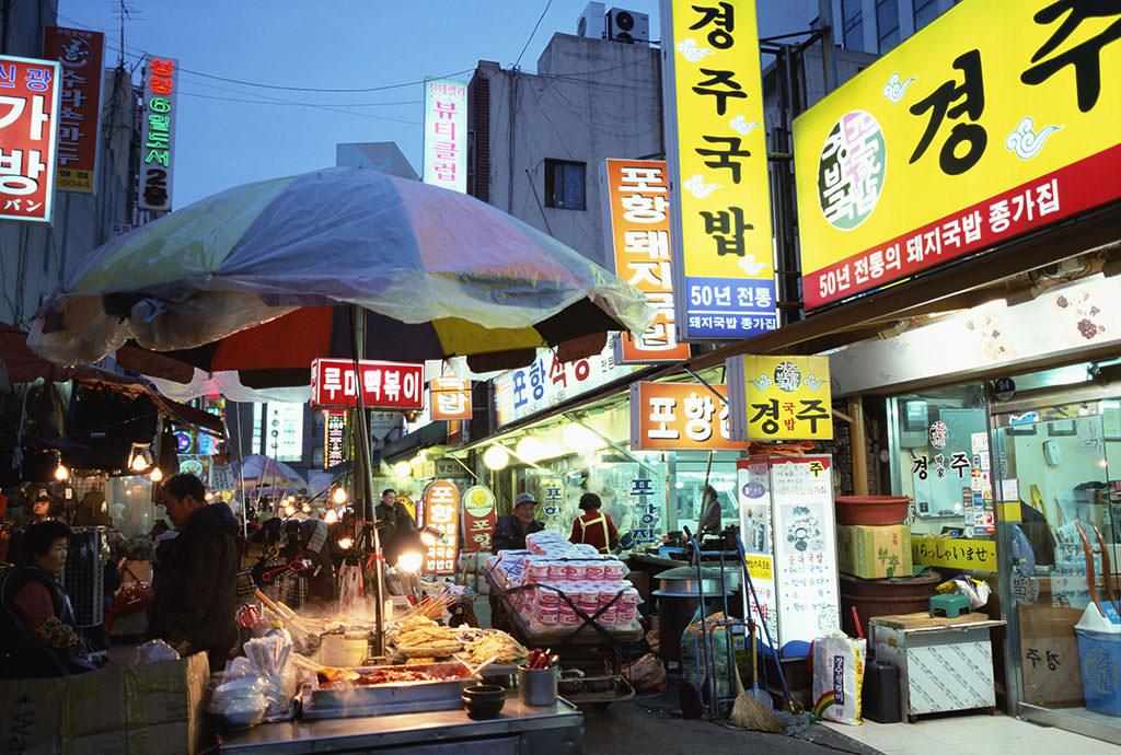 韓国ショッピング