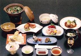 レストラン&バー3_和洋会席料理