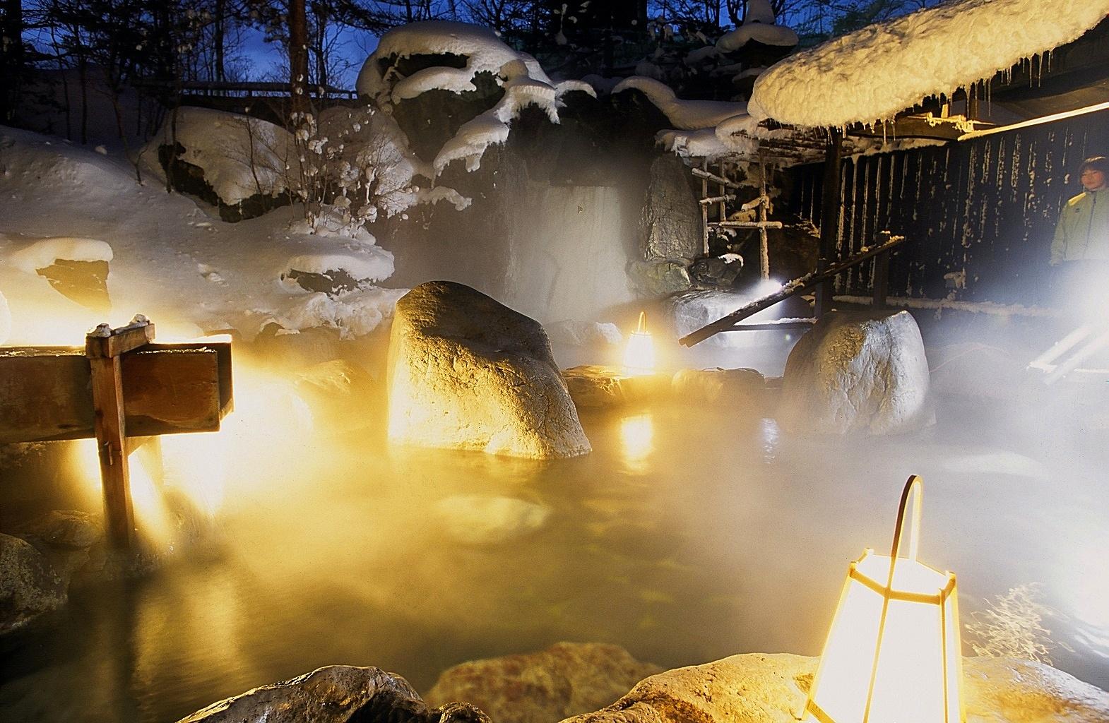 草津ナウリゾートホテル温泉