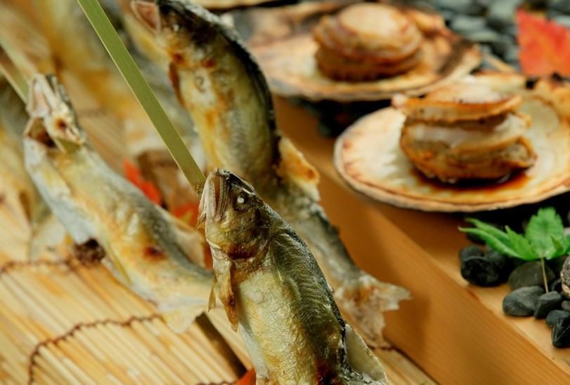 鯵ヶ沢名産の料理で満喫