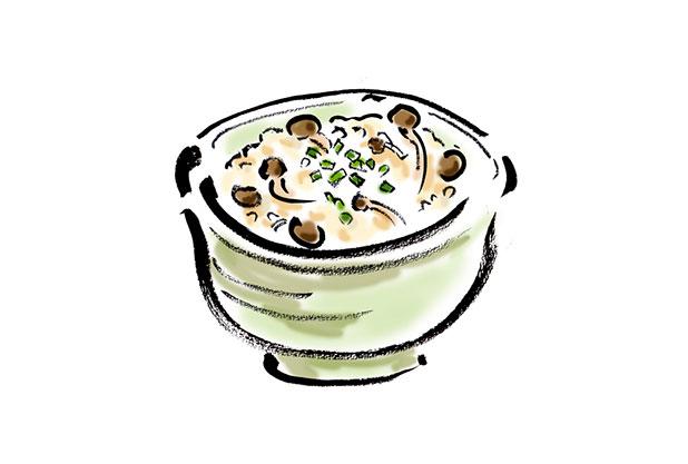 奈良茶飯のイメージ