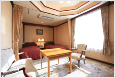 ホテル清風園ゲストルーム