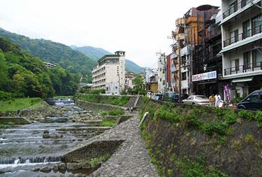 箱根湯元温泉