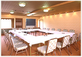 会議室「双鶴」(収容人数:180名)