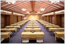 会議室・多目的ホール( 140名収容)