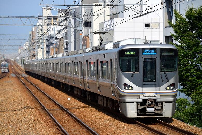JR神戸線快速