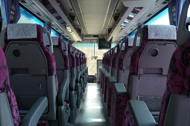 観光バスを名古屋からチャーター
