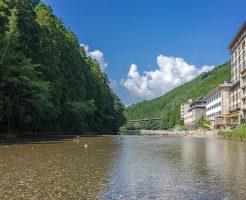 川湯温泉・和歌山