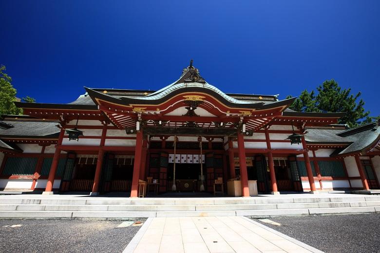北陸道の総鎮守・敦賀の気比神社
