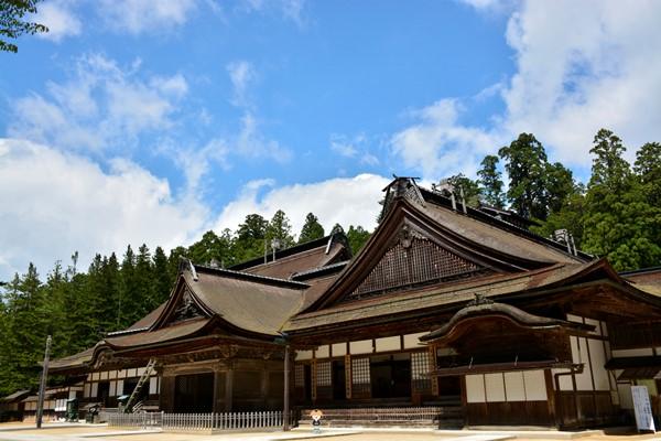 金剛峯寺(高野山)