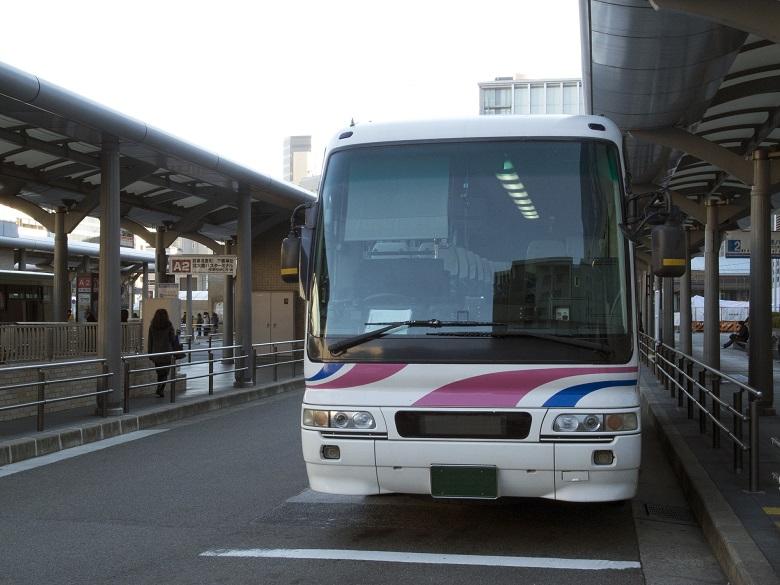 京都から高速バス移動が安い