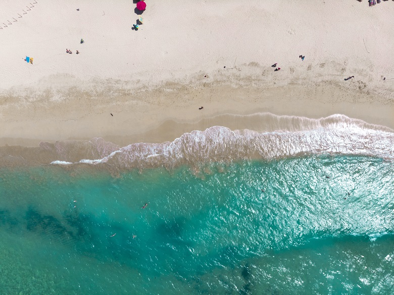 ヌサドゥアビーチ