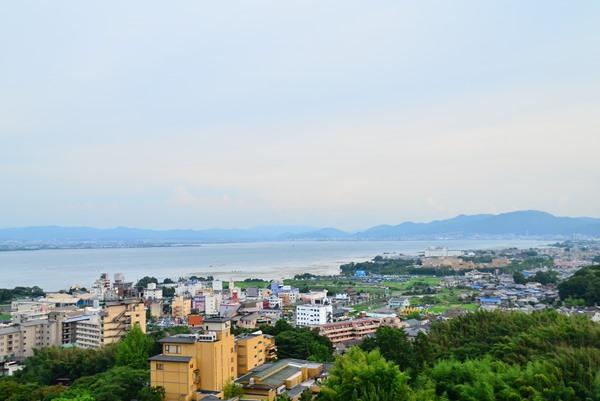 雄琴温泉・滋賀県