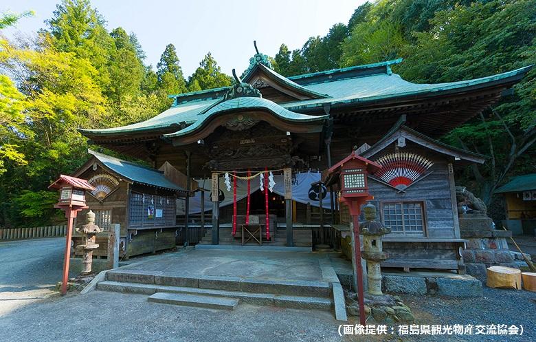 いわき湯本温泉神社