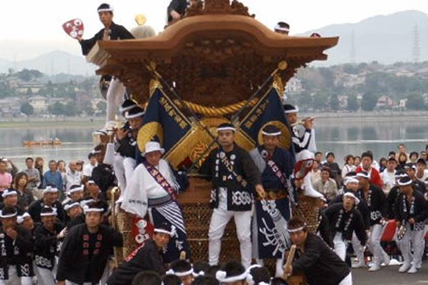岸和田だんじり祭