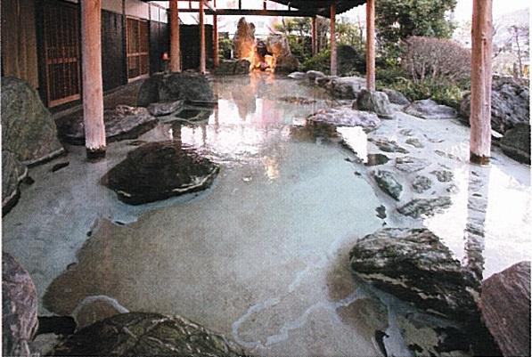 別館/大露天風呂・ばらの湯