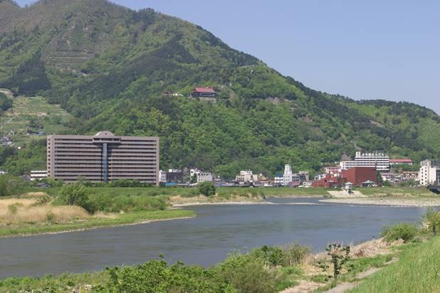 戸倉山田温泉