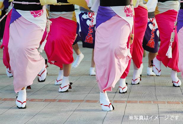 徳島のお祭りイメージ画像