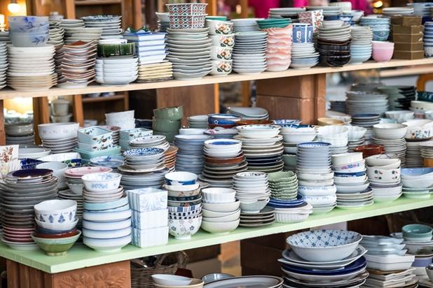 春風益子陶器市
