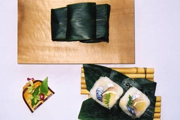 サバのかぶら寿司