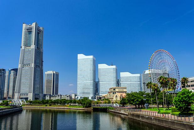 横浜団体旅行