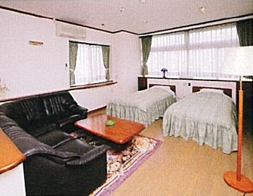ホテル花景色「洋室」