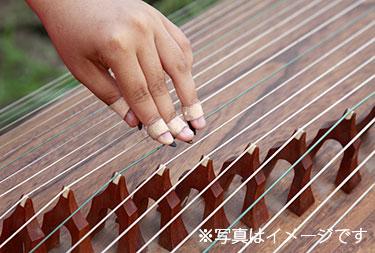 広島県は琴の生産地として有名
