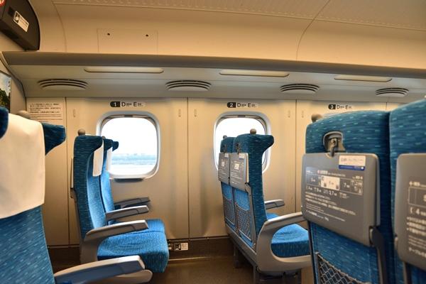 新幹線は乗車券のみが割引対象
