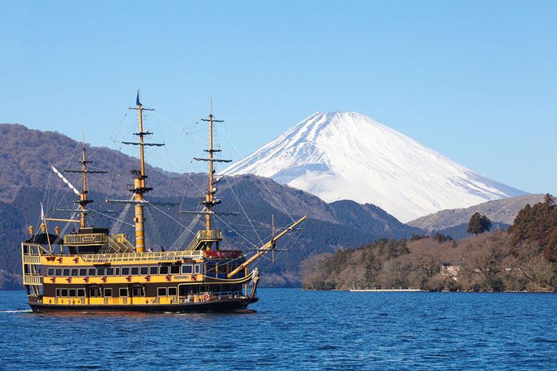 箱根観光プラン