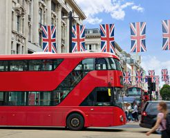 イギリス人の旅行事情