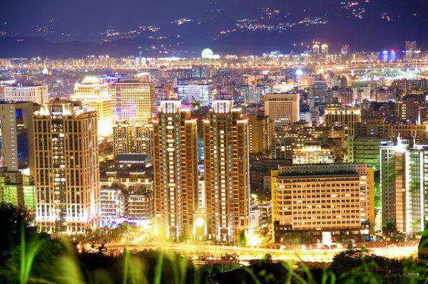 第2位は台湾への社員旅行