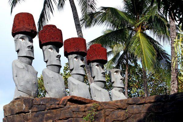 ハワイ・ポリネシア文化センター