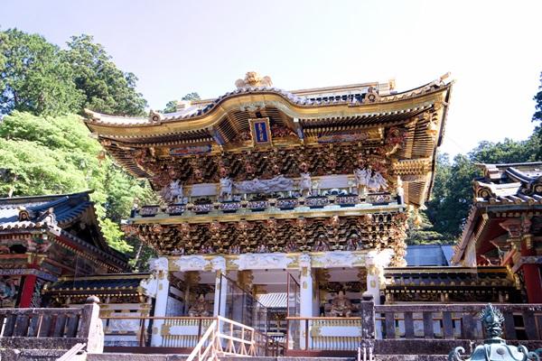 日光東照宮・栃木