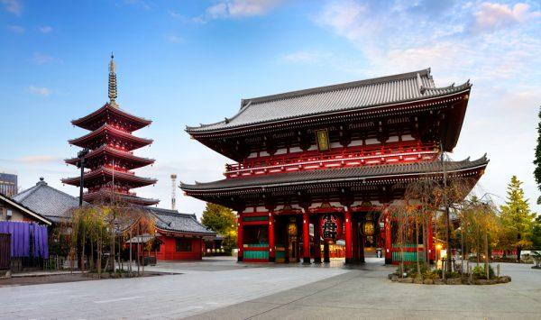 東京・浅草寺