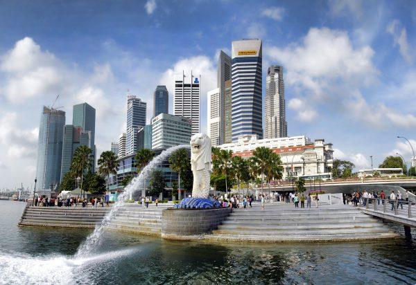 シンガポール人気がさらに加速中