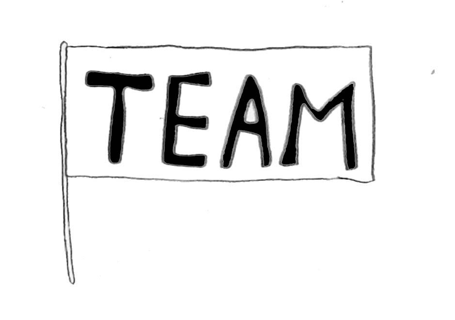 スポーツ雪合戦に参加するためのチームづくり