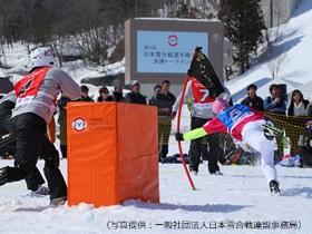 本気の雪合戦をスポーツにしました