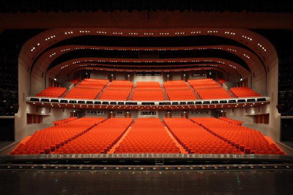 宝塚大劇場(客席イメージ)