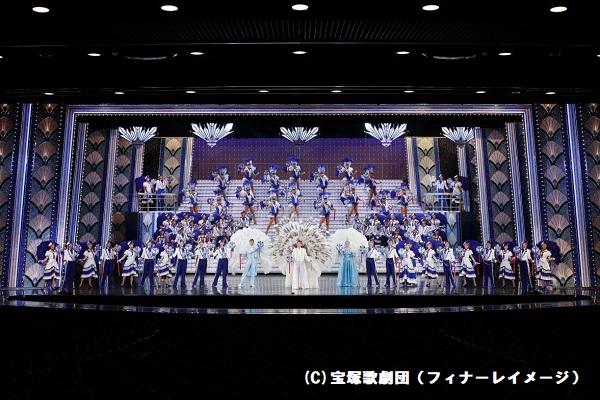 宝塚歌劇団(フィナーレイメージ)